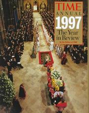 Cover of: Time Annual 1997 the Year in Review