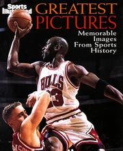 Cover of: Sports Illustrated Greatest Pictures | Sports Illustrated.