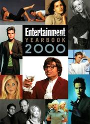 Cover of: Entertainment Weekly Yearbook 2000
