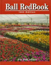 Cover of: Ball Redbook | Vic Ball
