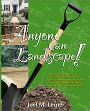 Cover of: Anyone can landscape!