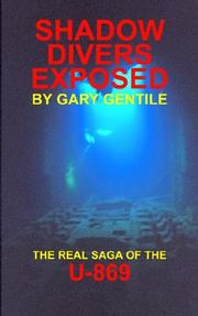 Cover of: Shadow Divers Exposed