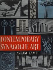 Contemporary synagogue art