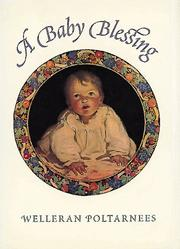 Cover of: A baby blessing