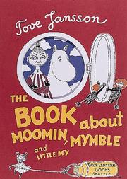 Cover of: Moomin, Mymble and Little My