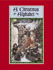 Cover of: A Christmas alphabet: from a poem