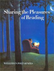 Cover of: Sharing the pleasures of reading