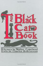Cover of: The Black Cat Book | Walter Copeland