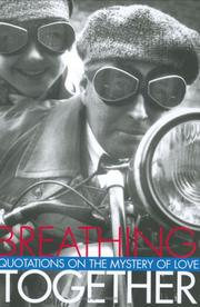 Cover of: Breathing Together | Richard Kehl