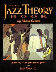 Cover of: The jazz theory book | Mark Levine