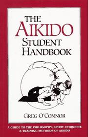 Cover of: The Aikido student handbook