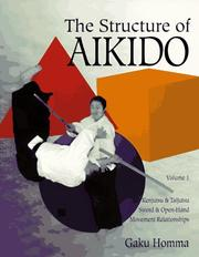 Cover of: The structure of aikido