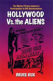 Cover of: Hollywood vs. The Aliens | Bruce Rux