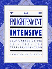 Cover of: The Enlightenment Intensive