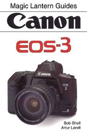 Cover of: Canon EOS-3