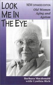 Cover of: Look me in the eye by Barbara Macdonald