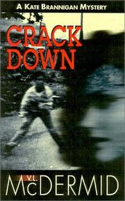 Cover of: Crack down: A Kate Brannigan Mystery