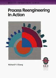 Cover of: Process reengineering in action