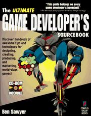 Cover of: The ultimate game developer's sourcebook
