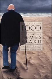 Cover of: The solace of food