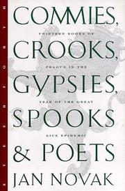 Cover of: Commies, crooks, gypsies, spooks & poets