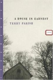 Cover of: A house in earnest