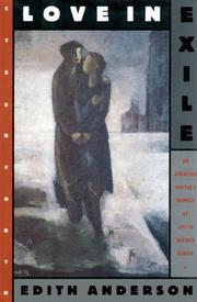 Cover of: Love in exile