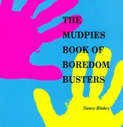 Cover of: Mudpies Book of Boredom Busters