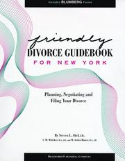 Cover of: Friendly Divorce Guidebook for New York | S. W. Whicher