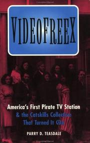 Cover of: Videofreex
