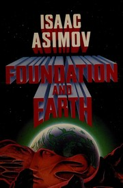 Cover of: Foundation and Earth