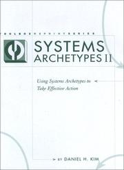 Cover of: Systems Archetypes II | Daniel H. Kim