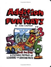 Cover of: Addition the fun way