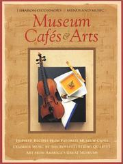 Cover of: Museum Cafés & Arts | Sharon O