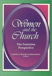 Cover of: Women and the Church | Lourdes E. Morales-Gudmundsson