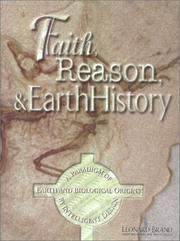 Cover of: Faith, reason & earth history