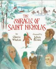 Cover of: The miracle of Saint Nicholas