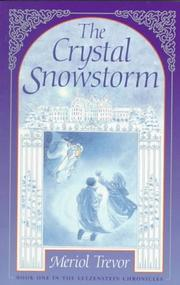 Cover of: The crystal snowstorm