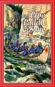 Cover of: With Pipe, Paddle and Song
