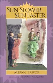 Cover of: Sun Slower Sun Faster (Living History Library)