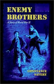 Enemy brothers: a story of World War II