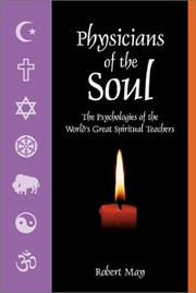 Cover of: Physicians of the Soul | Robert M. May