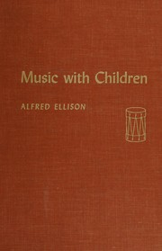 Cover of: Music with children