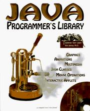 Cover of: Java programmer's library