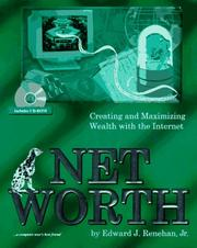 Cover of: Net Worth  | Edward J., Jr. Renehan