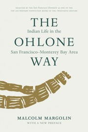 Cover of: The Ohlone Way | Malcolm Margolin