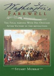 Cover of: Washington's farewell to his officers