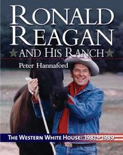 Cover of: Ronald Reagan and his ranch