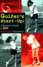 Cover of: Golfer