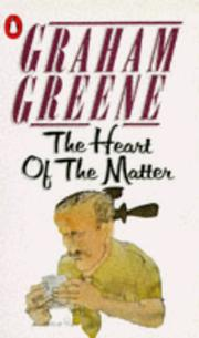 Cover of: The Heart of the Matter by Graham Greene